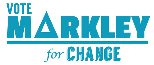 Vote Kyle Markley for Change